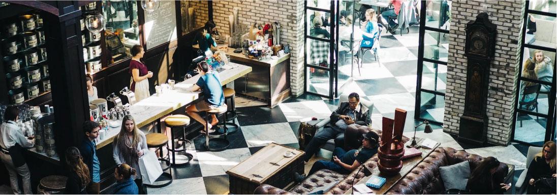 Cafe fitouts Sydney