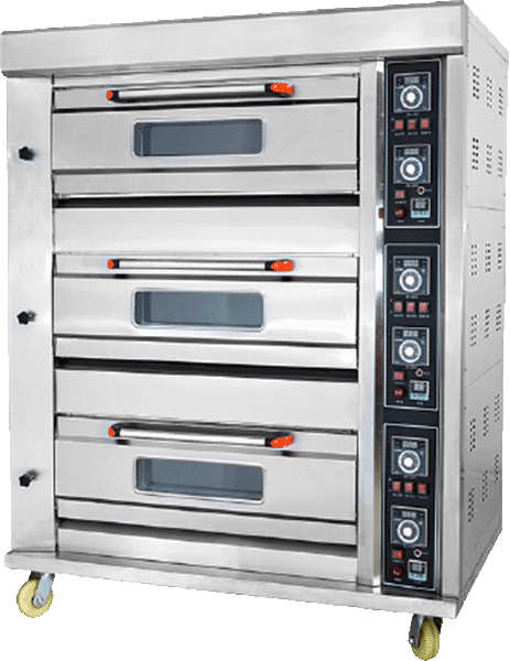 Commercial Pie Ovens