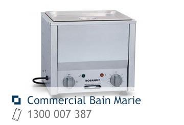 commercial bain marie