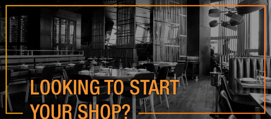 Start New Shop