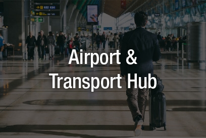 Airport and Transport Hub