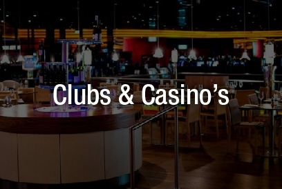 Clubs and Casino