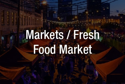 Markets and Fresh Food Market