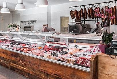 Cabassi & co Butcher fit out