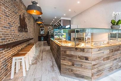 Chicken Shop Design