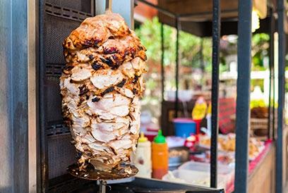 Kebab Shop Fit Out