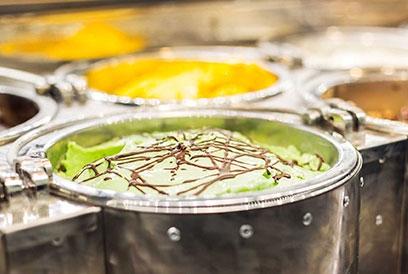 Cheeky Baba Dessert Shop Design