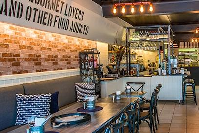 restaurant design in Melbourne
