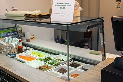 Greenway Vietnamese Restaurant fit out